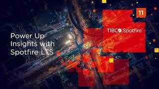 Vídeo de TIBCO Spotfire