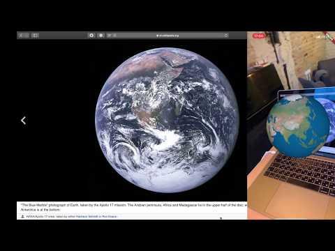 AR in Flutter videos
