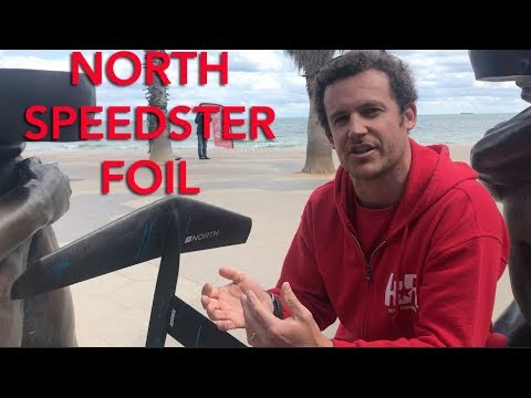 2018 North Speedster Kite Foil