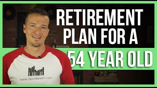Sample retirement plan for 50 year old WITH some dough. | FinTips