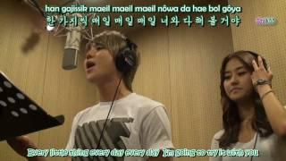 [HD/MV] YoSeob & GaYoon - If u want a Lover [Engsub+Romani]