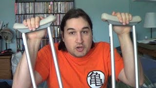 How I Sprained My Knee