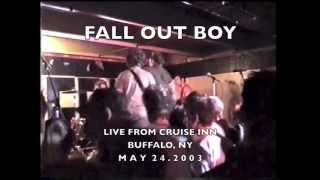 Fall Out Boy - Tell Mick That He Just Made My List of Things To Do Today (Live from Cruise Inn)