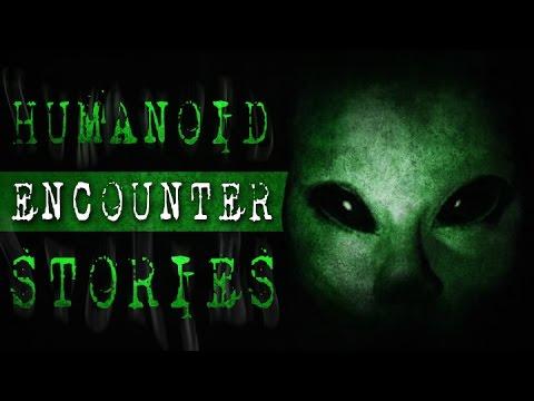 6 True Humanoid Alien Encounters From Reddit
