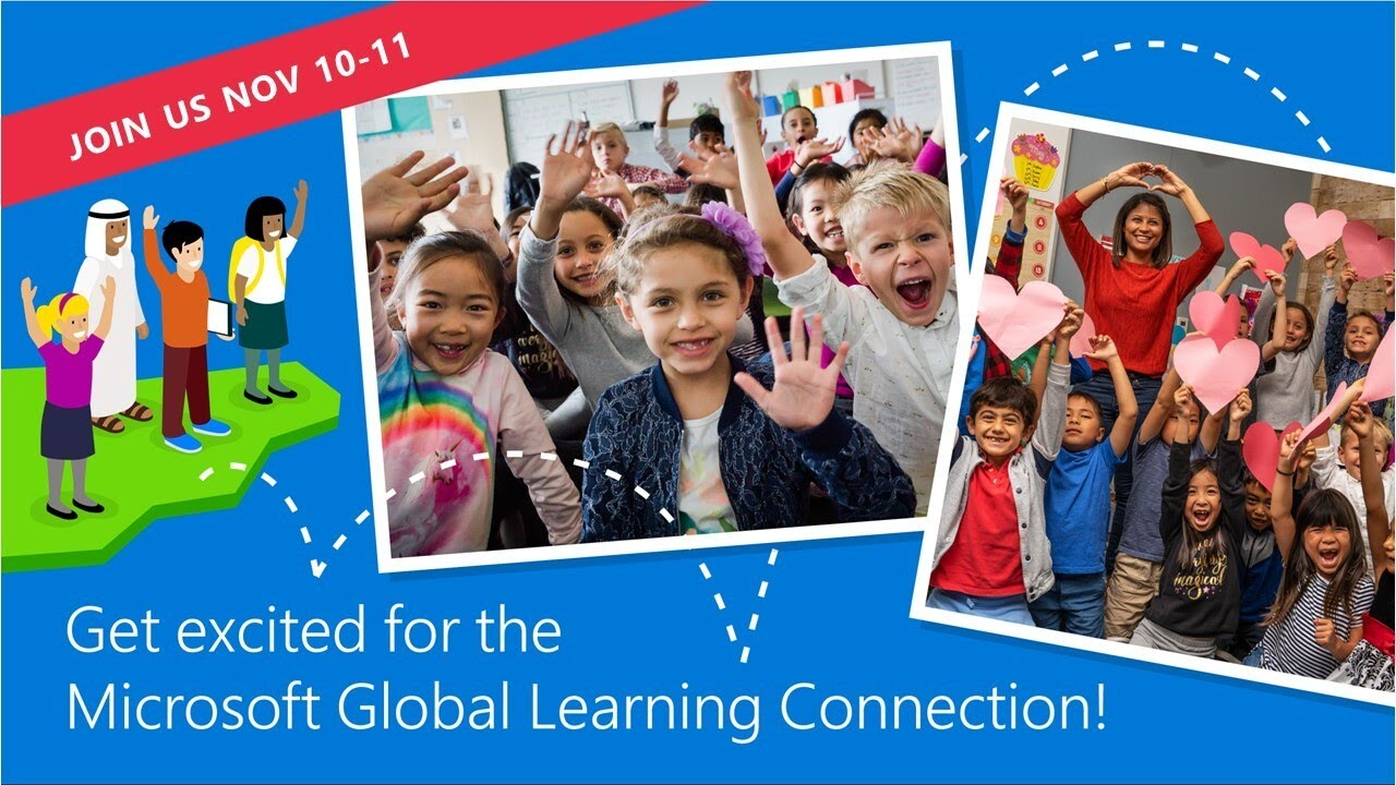 Join us for Microsoft Global Learning Connection 2020