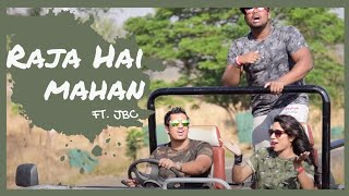 Raaja Hai Mahaan - JBC feat. Sheldon Bangera Official Lyric Video [High Quality Mp3] | Asli Hip-Hop, Rap