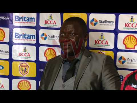 KCCA , Express draw at Philip Omondi stadium