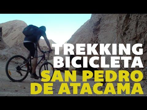 Trekking y Bicicleta en San Pedro de Atacama | #GoCarlos