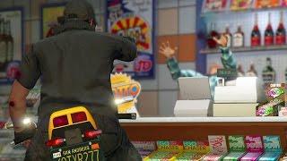 GTA 5 Online - THAT GOT CRAZY! (GTA V Online)