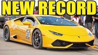 The FASTEST Half Mile Car in the WORLD - UGR Lambo!