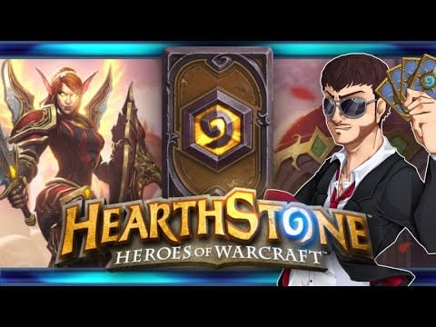 The Road to LEGEND! • Hearthstone Ranked • #01