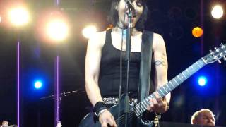 """Joan Jett and the Blackhearts - """"AC/DC"""" and """"A Hundred Feet Away"""" (Live in San Diego 6-30-11)"""