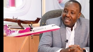BREAKING NEWS: Allan Kilavuka confirmed as Kenya Airways CEO
