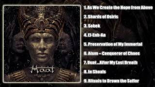 Maat - As We Create the Hope from Above [Aural Attack Productions] (FULL ALBUM/HD)