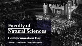 LIVE STREAM Commemoration Day 2018 - The Faculty of Natural Sciences