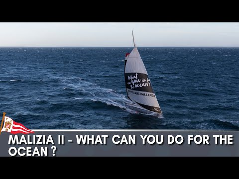 Malizia II - What can you do for the Ocean?