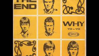 The End - Yo-Yo Mod RnB Hammond spanish only 45 (Don Covay See-saw)