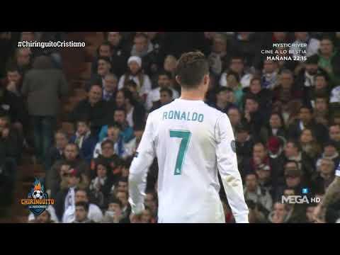 Cristiano LEVANTÓ a sus COMPAÑEROS y al BERNABÉU tras los GOLES de la Juventus