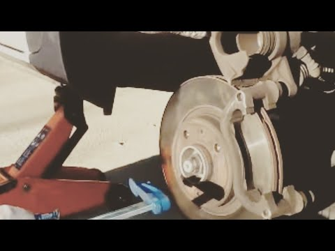 Pastillas de freno del auto