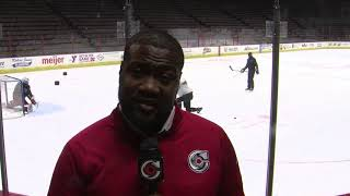 CYCLONES TV: Gameday Preview- 10/12 vs. Wheeling