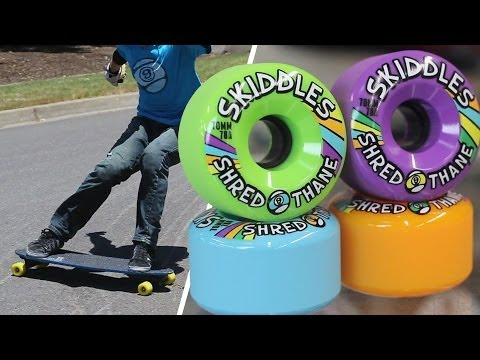 Sector 9 Skiddles Longboard Wheel Review – Tactics.com