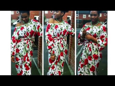 How to sew Iro and Buba