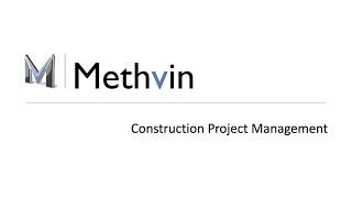 Methvin Estimating video
