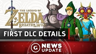Zelda: Breath Of The Wild First DLC Details - GS News Update