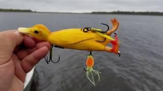 Утка для рыбалки на щуку
