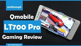 Qmobile Noir LT700 Pro Gaming Review | Gionee F103 Pro Gaming Review