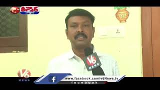 Palamuru Farmer Complained On Sangameshwara Project Issue