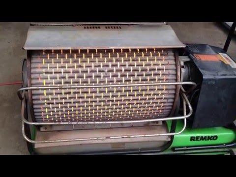 Remko IFM 40 mobile heater /  Heizkanone