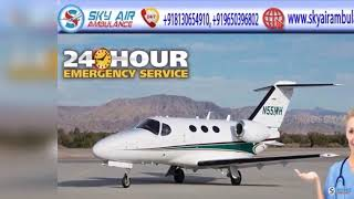 Rent Air Ambulance in Bhopal with World-Class Doctors