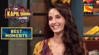 Nora Fatehi's Reason Behind Her Beauty | The Kapil Sharma Show Season 2 | Best Moments