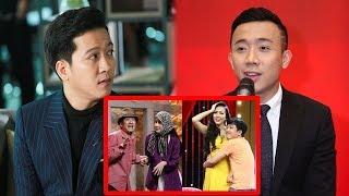 Cùng là sao hạng A..nhưng văn hóa ứng xử của Trường Giang lại thua xa Trấn Thành..!!!