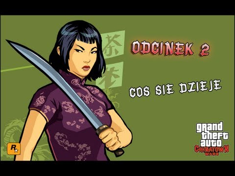 Let's Play Grand Theft Auto Chinatown Wars [PSP] (PL) #002 - Coś się dzieje