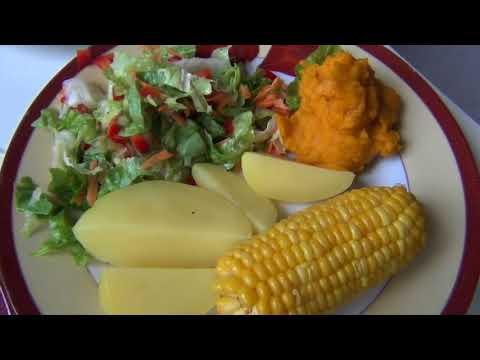 Die diätetischen Salate für die Abmagerung und ihren Kaloriengehalt