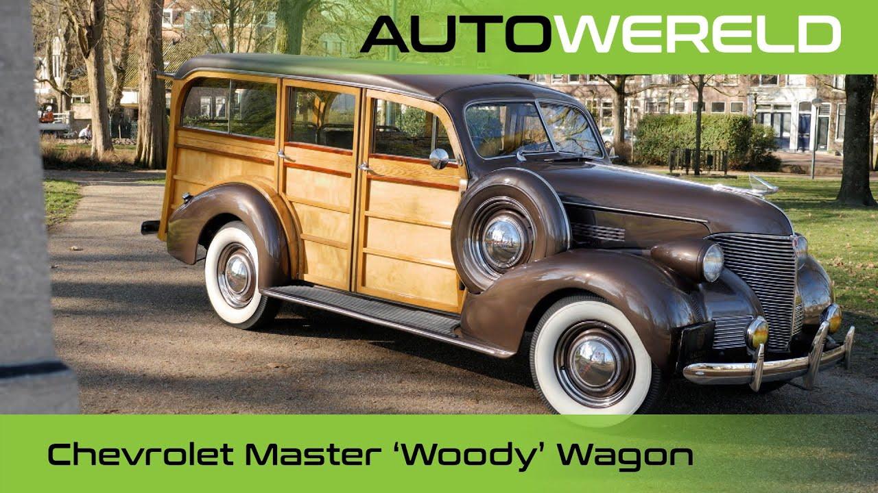 Een klassieker van hout! De Chevrolet Master 'Woody' Wagon | Nico Aaldering