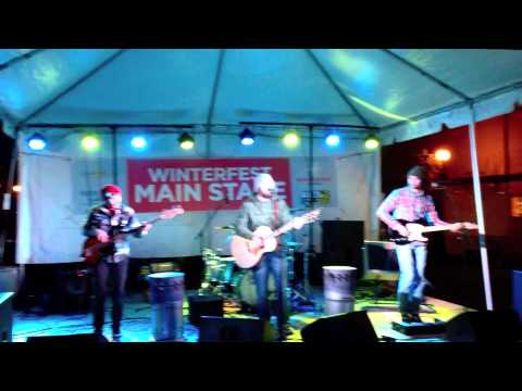 Jack Mattingly and Whiskey Fever - Me & Julio Down by the School Yard (LIVE)