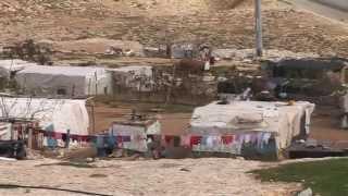 NOWHERE LEFT TO GO – The Jahalin Bedouin