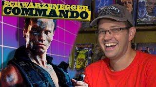 Commando (1985 film) Cinemassacre Rental Reviews