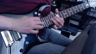 Listen to Your Heart - Steve Perry - Guitar Solo Cover