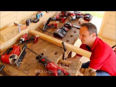 Einhell Power-X-Change Akku-System - der Systemakku für alle Werkzeuge