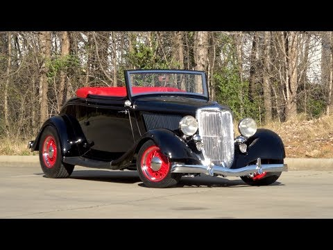 Video of '34 Cabriolet - PSQJ