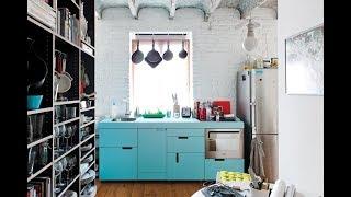❤ Small Kitchen Ideas Apartment - Decorating Tiny Kitchens ❤  Home Decor Ideas