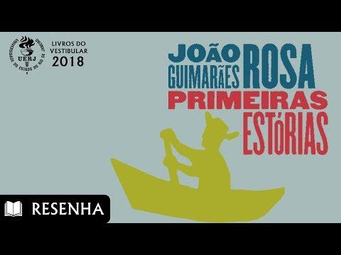 UERJ | RESENHA - Primeiras Estórias, de João Guimarães Rosa
