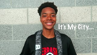 Maxwell Polk...One Of The Most Versatile In The 2020 Class...All Access Hoopmixtape!!!