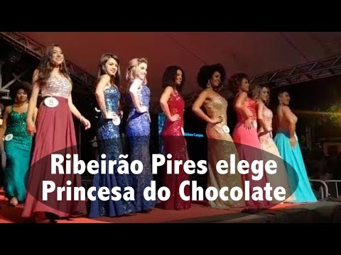 Confira as candidatas para a Princesa do Chocolate 2018