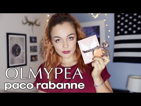 Paco Rabanne Olympea Perfume Review!