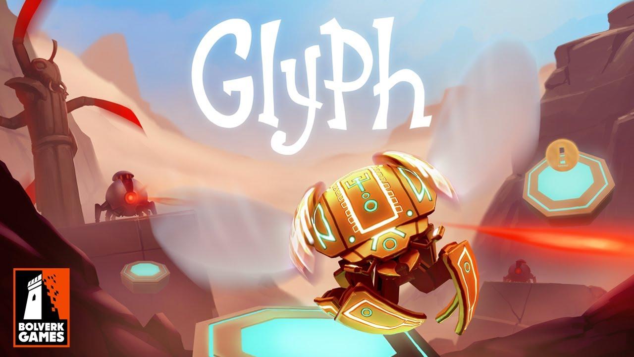 Glyph - Release Trailer - PEGI